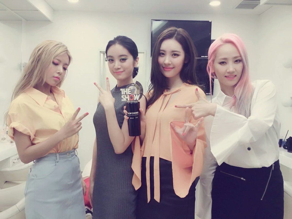 """Wonder Girls Grabs 1st Win For """"Why So Lonely"""" On """"The Show,"""" Performances By GFRIEND, NCT 127, And More"""
