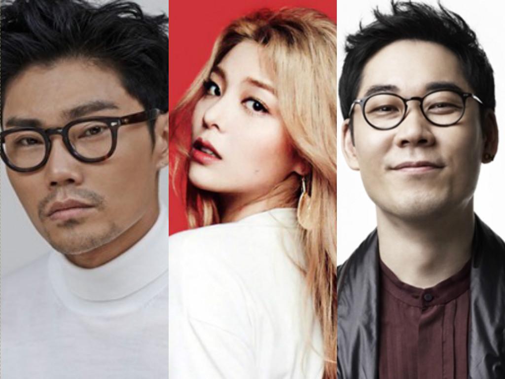 Kim Bum Soo Ailee Kim Yeon Woo
