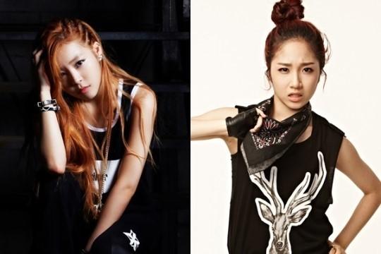 Agency Announces That Euna Kim And Jeon Min Joo Left The Ark 2 Months Ago