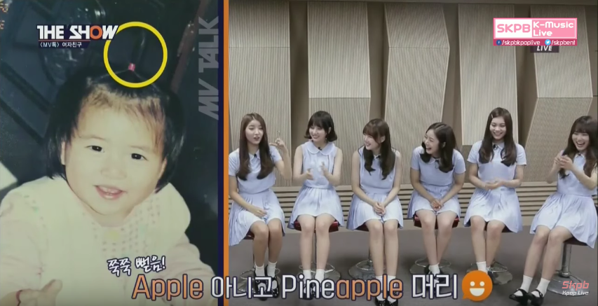 GFRIEND Looks Back At Adorable Childhood Photos