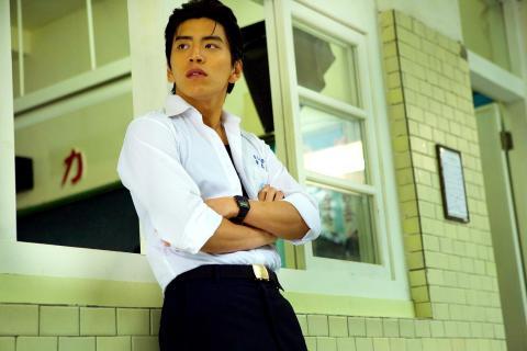 Taiwanese Actor Darren Wang Will Do Any Project Involving Park Shin Hye