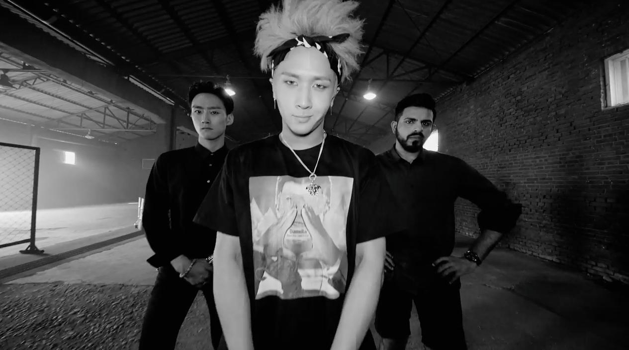 "Watch: VIXX's Ravi Drops Performance Video For ""DamnRa,"" Featuring SAM&SP3CK"