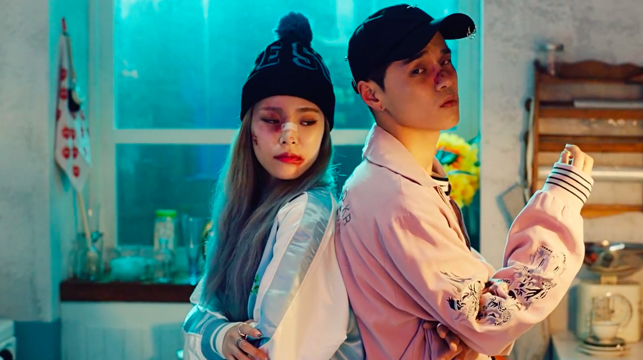 """Watch: Heize Drops Teaser Video For New Track """"And July,"""" Featuring DEAN And DJ Friz"""
