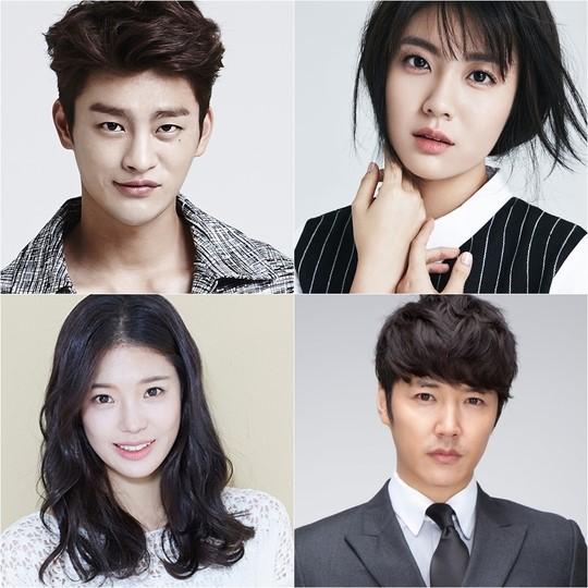 Seo In Guk Nam Ji Hyun Yoon Sang Hyun Im Se Mi