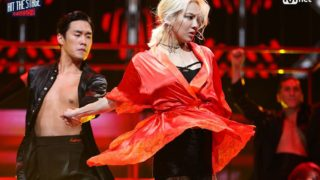 girls' generation hyoyeon hit the stage