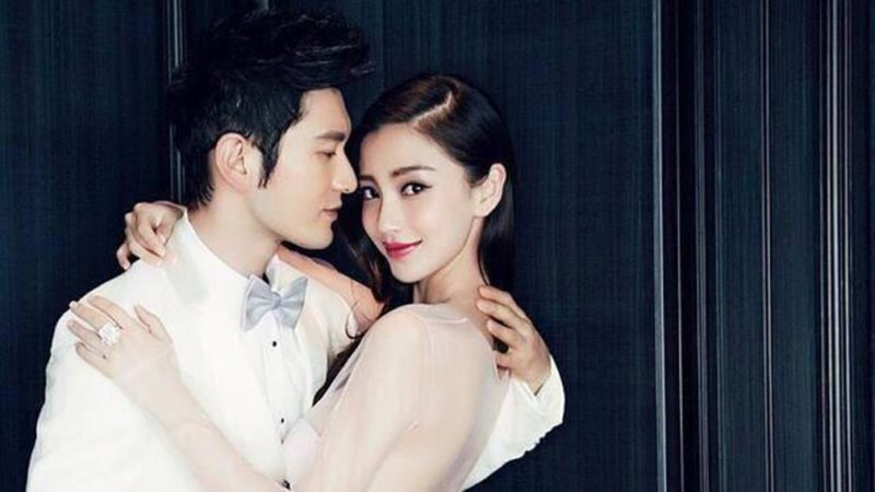 7 Gorgeous Real Life Couples In C-Entertainment That Will Make You Jelly