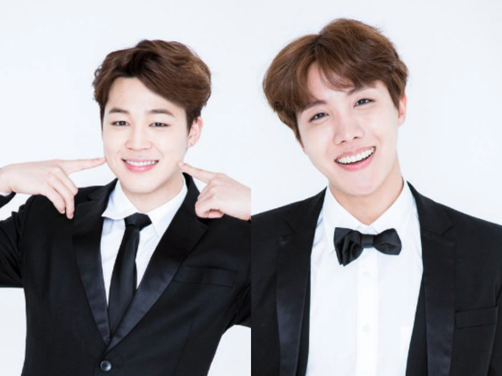 BTS's Jimin And J-Hope To Appear On New Variety Show