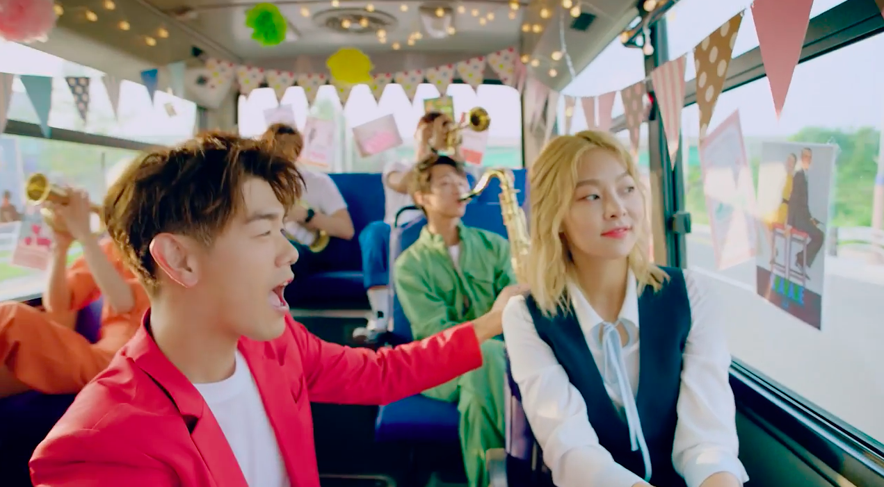 """Watch: Eric Nam Has A Confession To Make In """"Can't Help Myself"""" MV, Featuring Loco"""