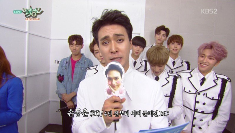 Watch: BEAST's Son Dongwoon Experiences His 4-Year Dream Come True