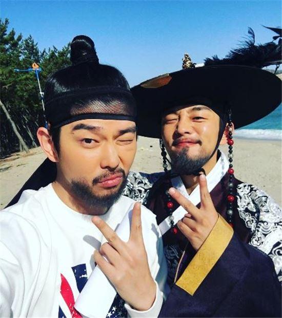 yoon kyun sang yoo ah in