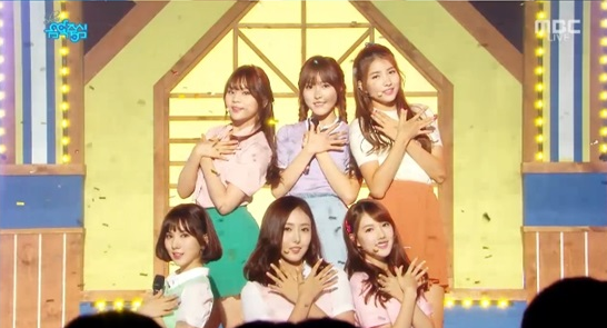 "Watch: GFRIEND, BEAST, SEVENTEEN, And More Perform On ""Music Core"""