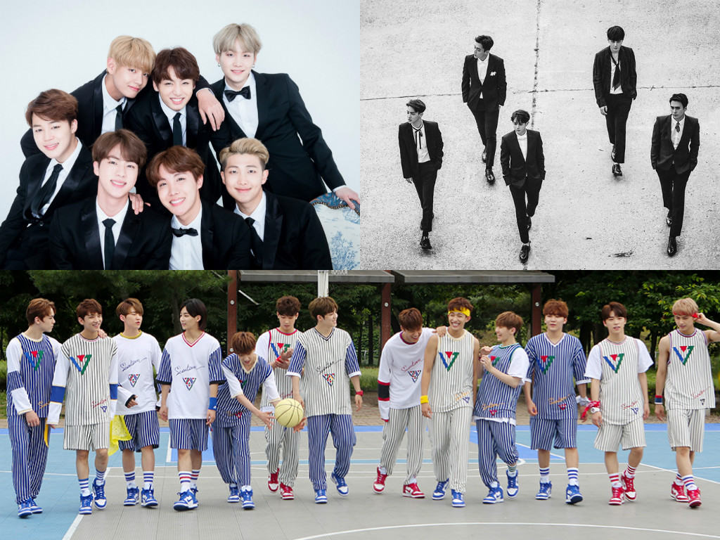Boy Group Brand Power Rankings For July Revealed