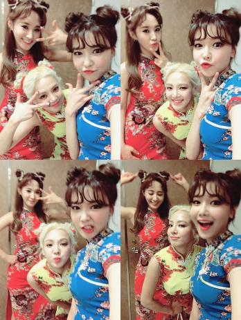 sooyoung hyoyeon yuri 2
