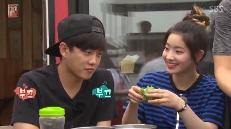 "TWICE's Dahyun Makes Kim Min Suk's Heart Pound On ""Flower Crew"""