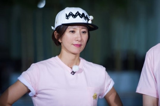 "Kim Hee Ae's Amazing Agility Surprises ""Running Man"" Members And Staff"