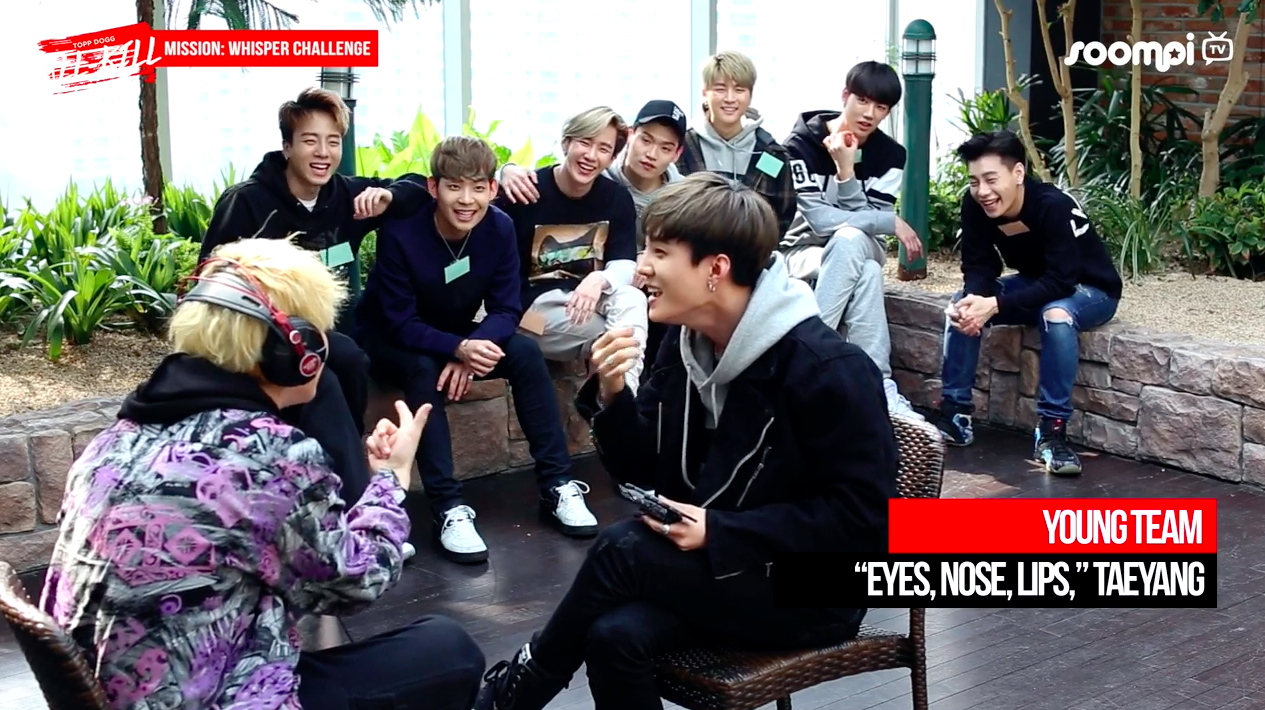 "Watch: Topp Dogg Cracks Each Other Up With Lyrics Lip Reading Game On ""Topp Dogg: All-Kill"""