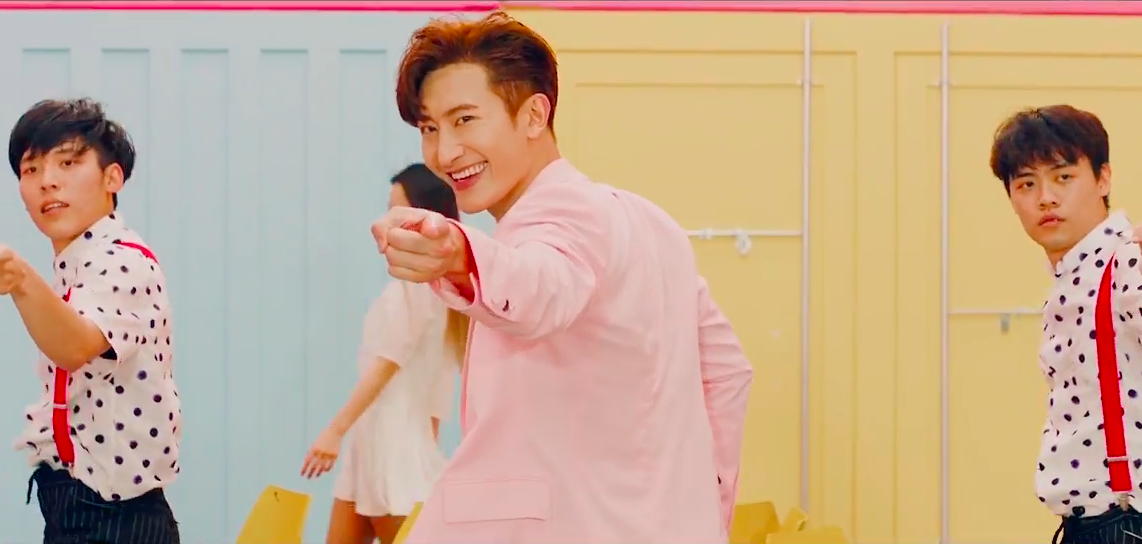 "Watch: Zhoumi Asks ""What's Your Number?"" In Comeback MV"