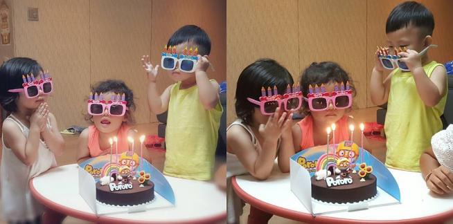Daebak Celebrates His Twin Sisters Seol Ah And Soo Ahs Birthday
