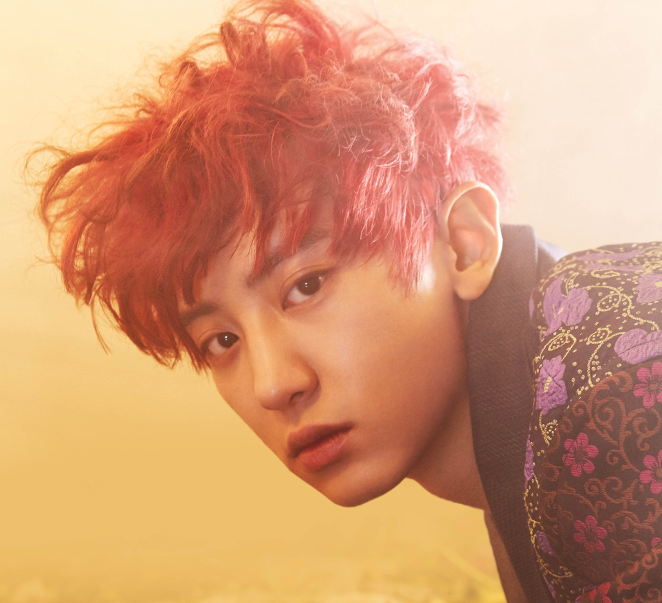EXO Chanyeol