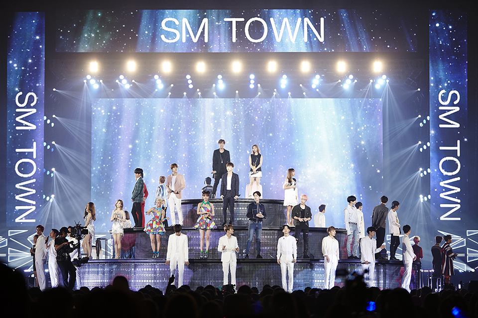 SMTOWN Osaka Tour Wraps Up With A Bang