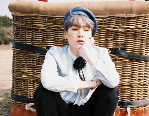 BTS' Suga To Release First Solo Mixtape Since Debut