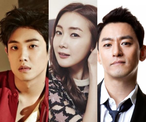 Lee Joon Choi Ji Woo Joo Jin Mo