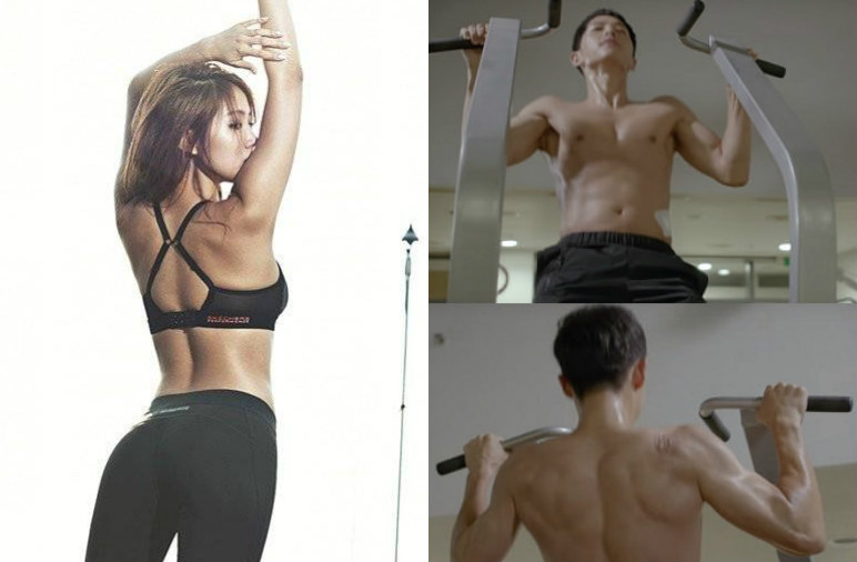 Here Are The Top 8 Celebrities That Are Fitness Goals For Koreans