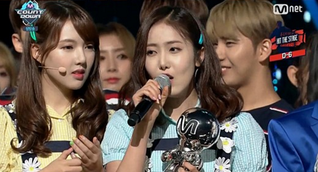 """GFRIEND Wins No. 1 On """"M!Countdown""""; Performances By Fei, FTISLAND, SEVENTEEN, And More"""