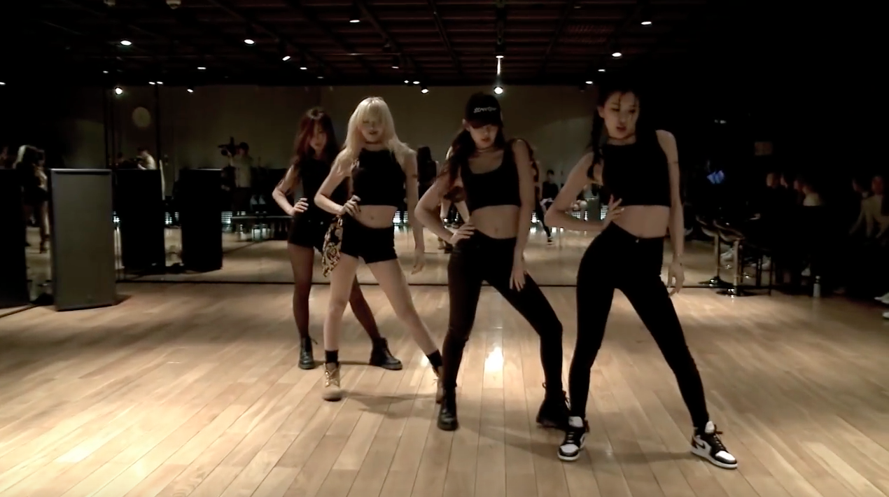 BLACKPINK's Dance Practice Video Surpasses 4 Million Views