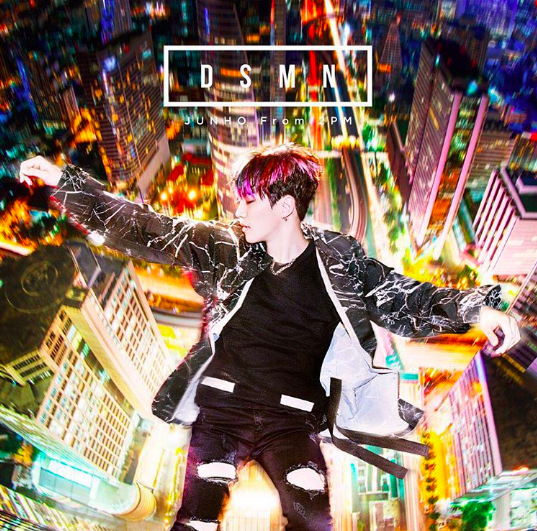 2PM's Junho Takes No. 1 On Daily Oricon Chart With Japanese Solo Mini Album