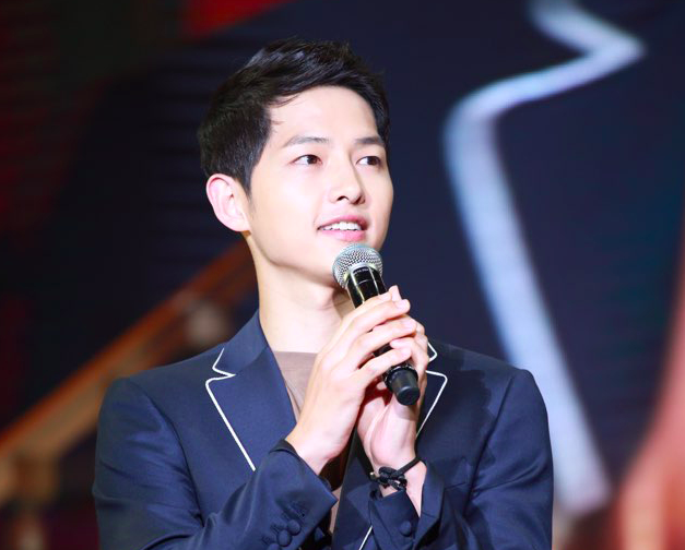 Song Joong Ki's Fancafe Operators Suspected Of Embezzlement