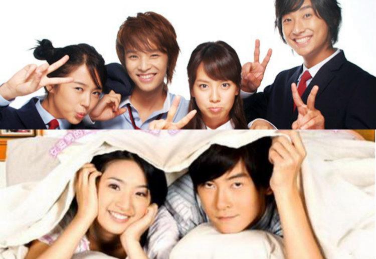 10 years and over drama Soompi