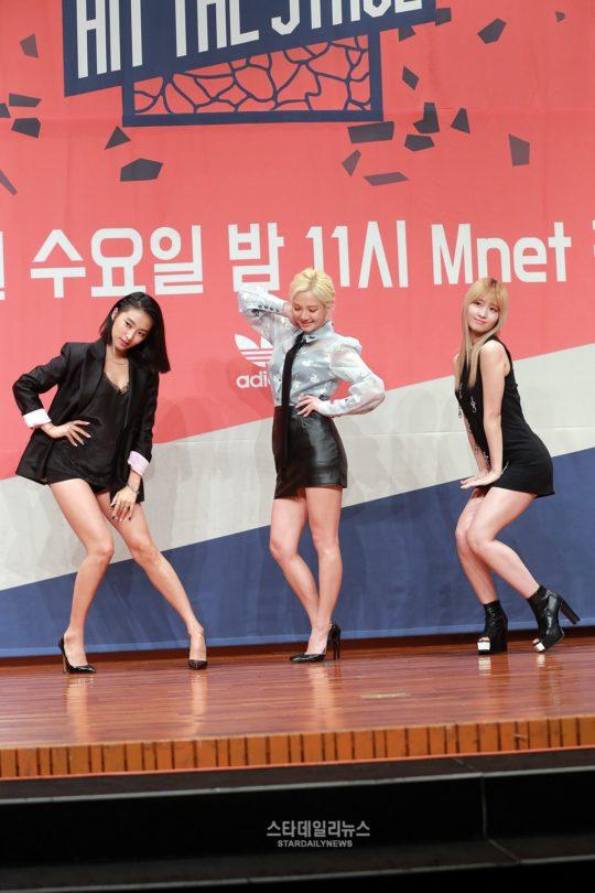 bora hyoyeon momo