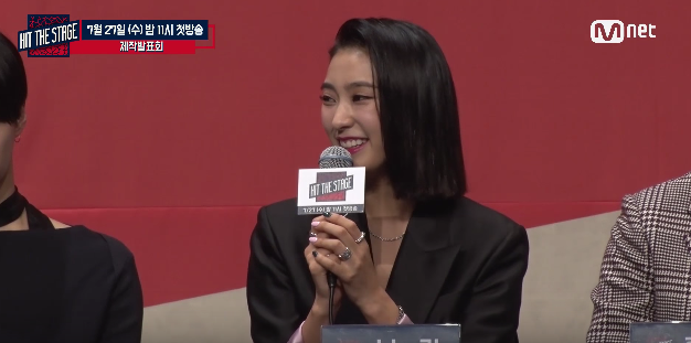 """SISTAR's Bora Hopes To Rediscover Herself As A Dancer On """"Hit The Stage"""""""