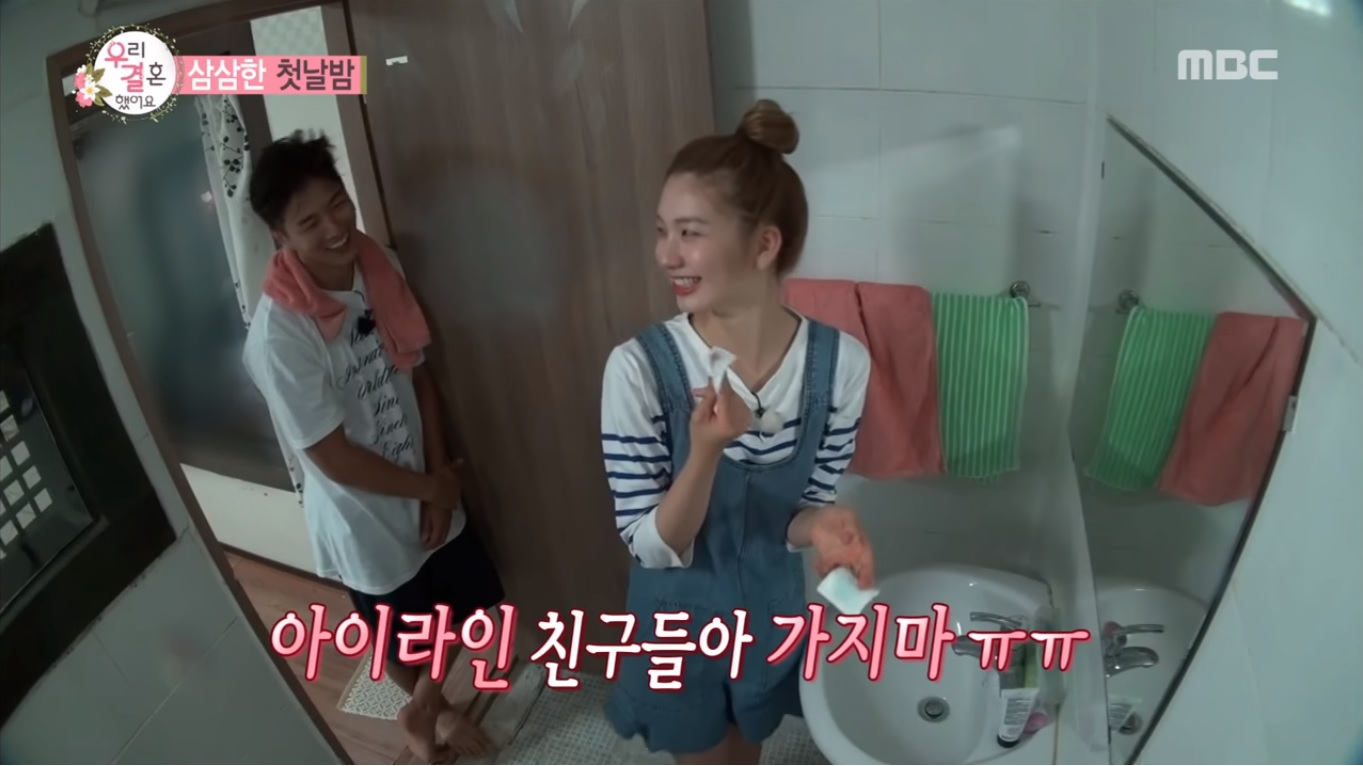 MADTOWN's Jota Is Smitten With Kim Jin Kyung's Bare Face