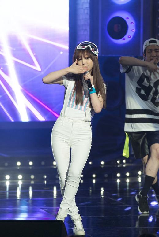 Lovelyz' Kei Picks BoA As An Inspiration For Continuing Her Dreams