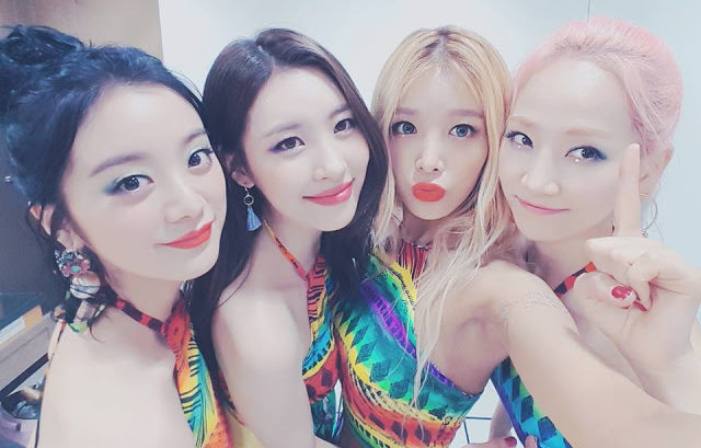 Wonder Girls Are Back At #1 (For The First Time In Four Years): Soompi's K-Pop Music Chart, July Week 4