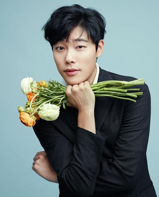 Ryu Jun Yeol Joins Environmental Protection Campaign