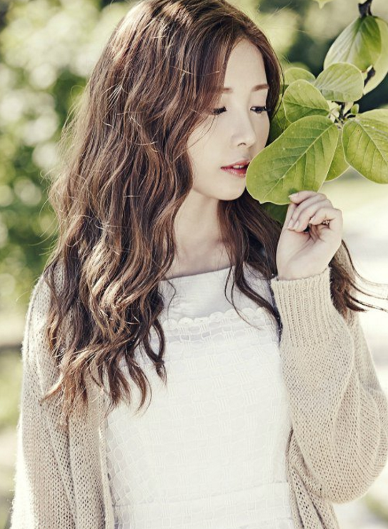 """Yoon Chaekyung of """"Produce 101"""" To Become CF Model"""