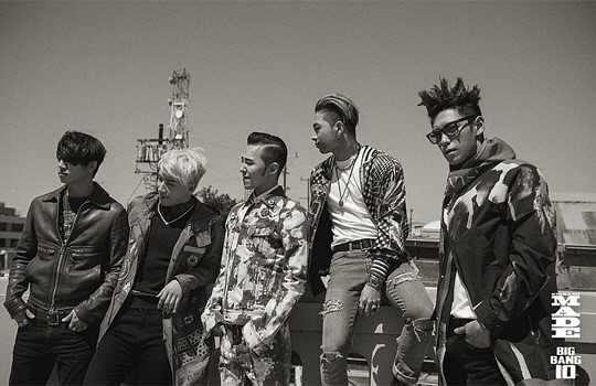BIGBANG's Film Is Viewed Over 10 Million Times Within 18 Hours In China