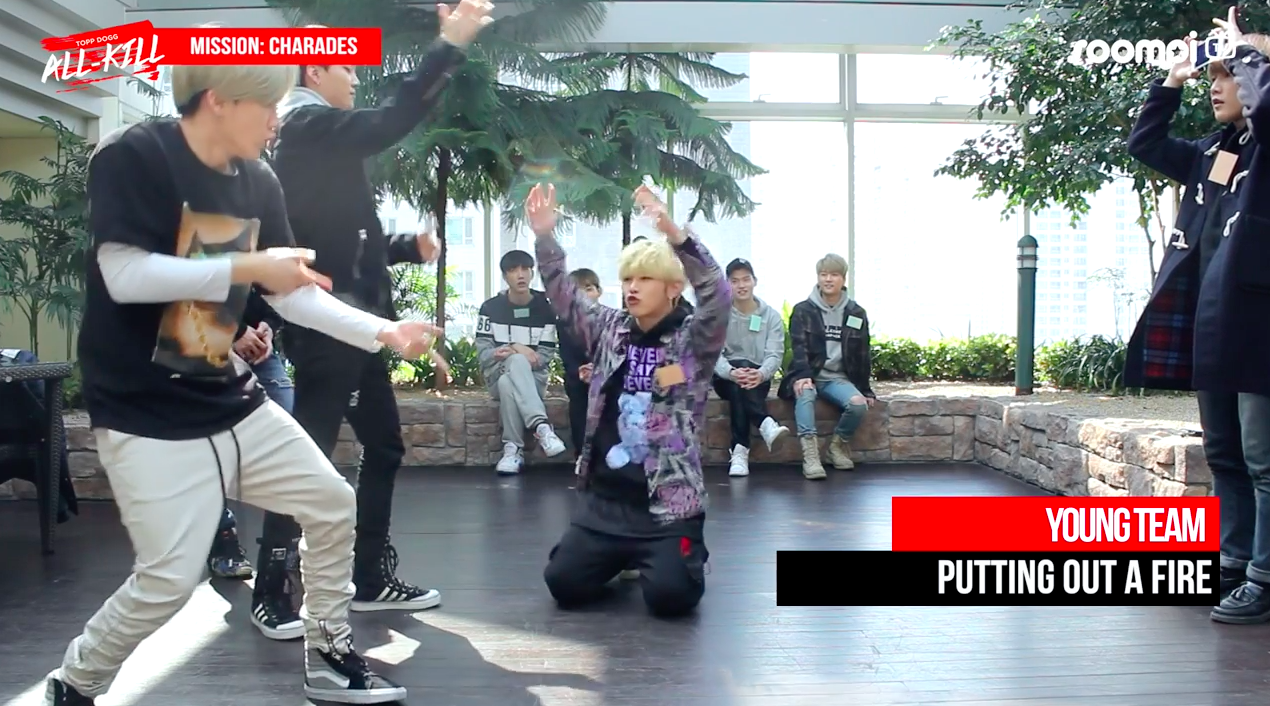 "Watch: Topp Dogg Plays Epic Game Of Charades On ""Topp Dogg: All-Kill"""