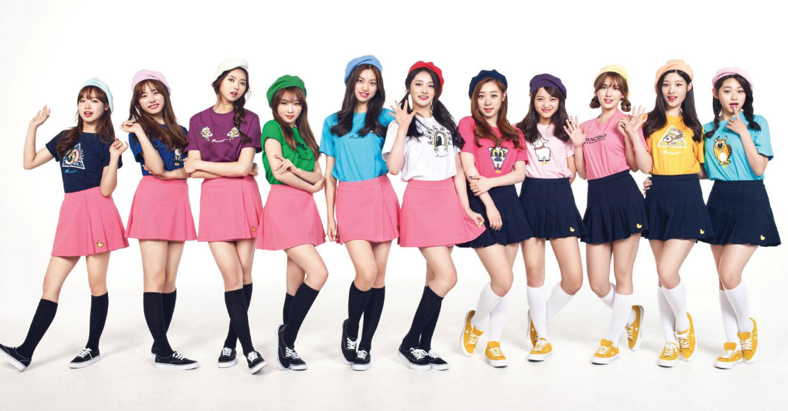 I.O.I Makes Generous Donation As Promise To Fans