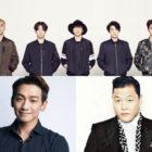 PSY, WINNER, And Rain To Attend Prestigious MTV China Award Ceremony