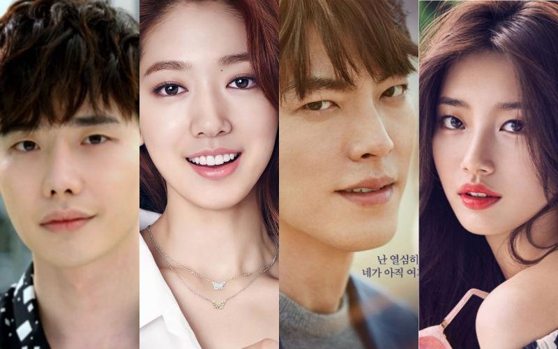 Lee Jong Suk Park Shin Hye Kim Woo Bin Suzy