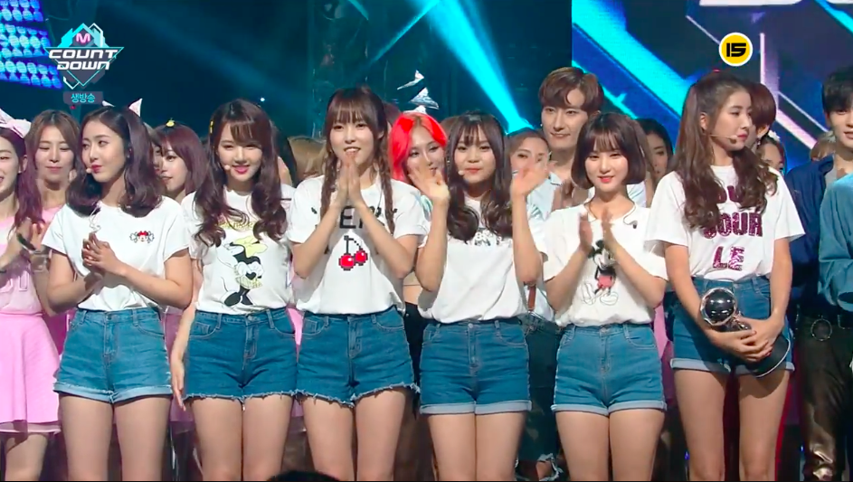 """Watch: GFRIEND Takes 6th Win For """"Navillera"""" On """"M!Countdown,"""" Performances By FTISLAND, NCT 127, And More"""