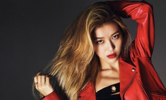 Wonder Girls Yubin