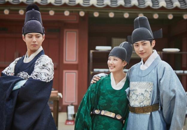 Park Bo Gum Kim Yoo Jung Jinyoung 2