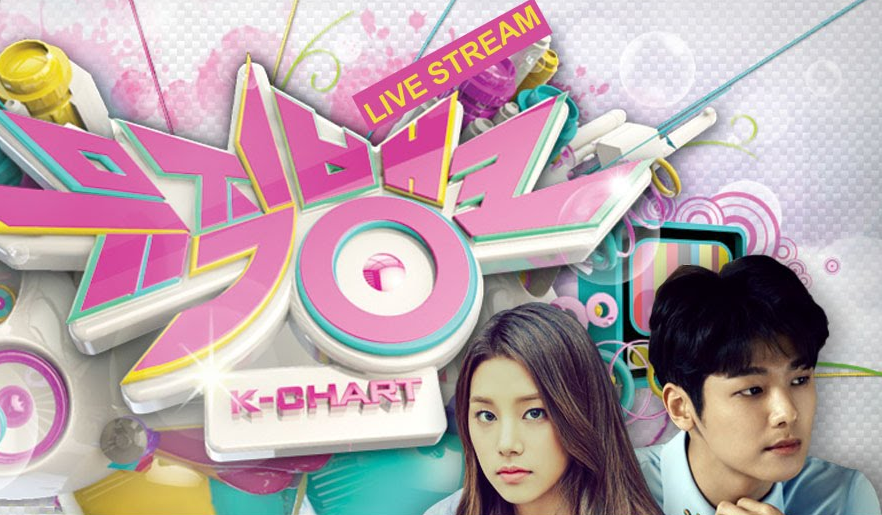 "Watch Live: HyunA, GFRIEND, TWICE, And More Perform On ""Music Bank"""
