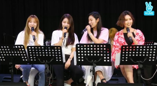 MAMAMOO Shares Hints Of What They've Got Planned For First Concert