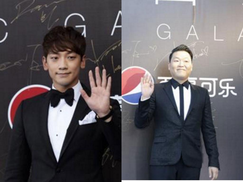 "Watch: WINNER, Rain, And PSY Win Awards At ""2016 MTV Asia Music Gala"""